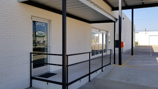 Downtown Storage, 1225 Franklin Ave, Waco, TX 76701, Self-Storage Facility