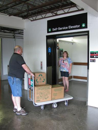 Truck Rental Agency «U-Haul Moving & Storage of Denton», reviews and photos