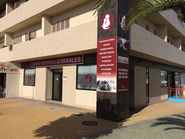 Centro Veterinario Corrales