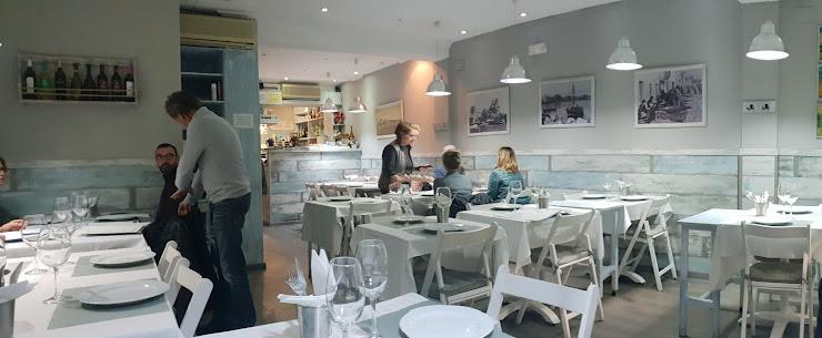 Rias Baixas Restaurante Gallego Carrer de Roger de Llúria, 16, 43850 Cambrils, Tarragona