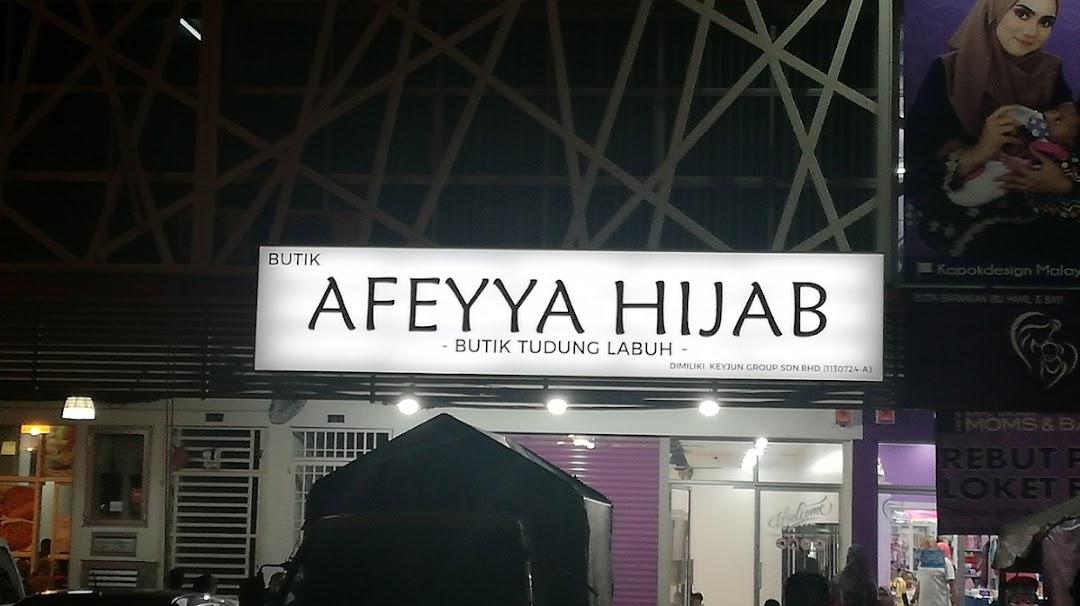 Afeyya Hijab - Butik Tudung Labuh ( Bertam)