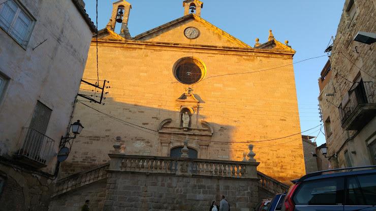 Hostal La Placeta Plaça de l'Església, 7, 25140 Arbeca, Lleida