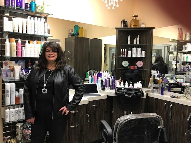 Hair & Makeup Guru Linda Russo