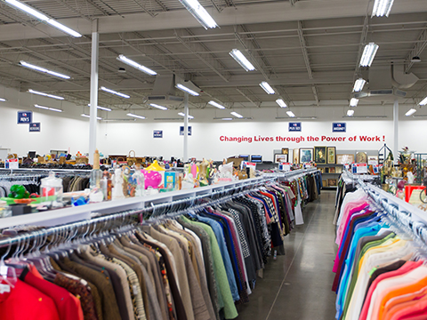 Non-Profit Organization «Goodwill Houston Select Stores», reviews and photos, 4878 Louetta Rd, Spring, TX 77388, USA