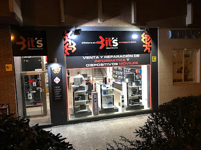 Empresa Bits Tech Store Madrid Retiro - Reparación Mantenimiento y Venta de Ordenadores Móviles y Tablets