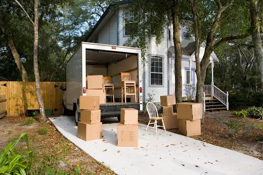 Aladin Moving, 8515 TX-242, Conroe, TX 77385, Mover