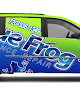 Blue Frog Appliance Repair logo