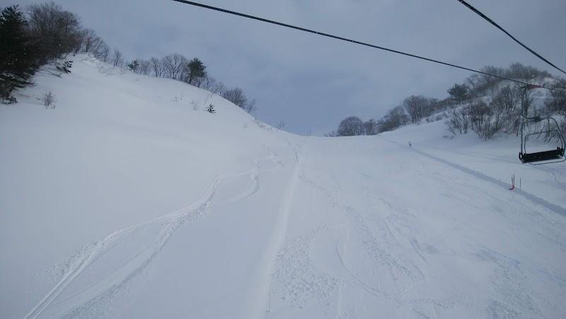 温泉 場 松之山 スキー 雪上キャンプができるスキー場♪