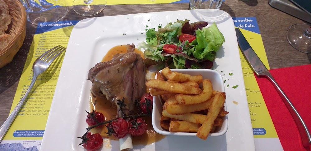 photo du resaurant Brasserie de Savoie