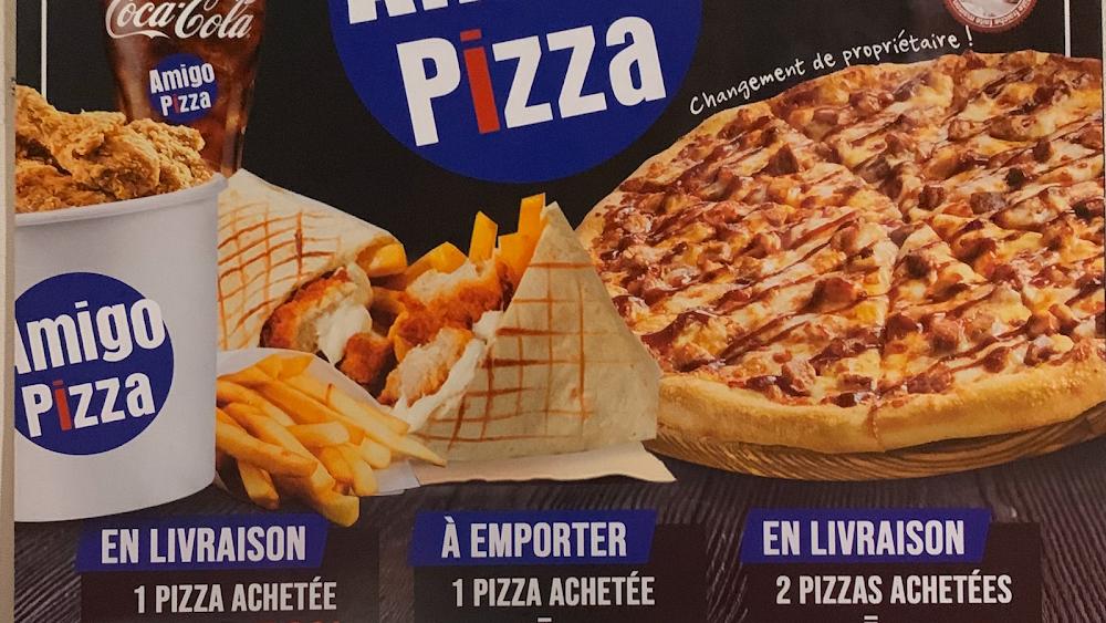 photo du resaurant Amigo Pizza
