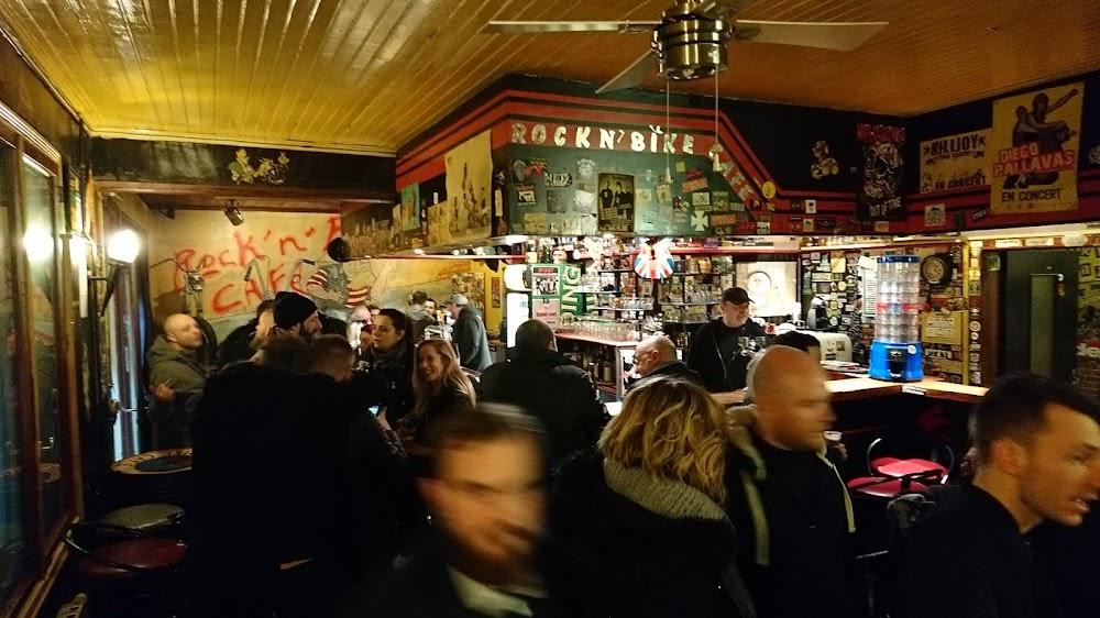 photo du resaurant Rock'n Bike Café
