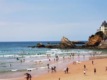 Beach Cote des Basques