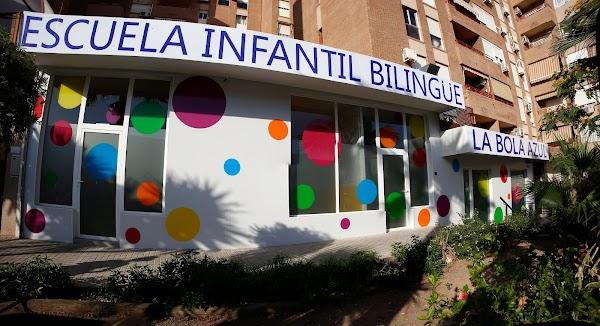 Centro De Educación Infantil La Bola Azul Concertado con la Junta de Andalucía