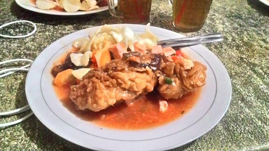 Ayam Cha Do Jo