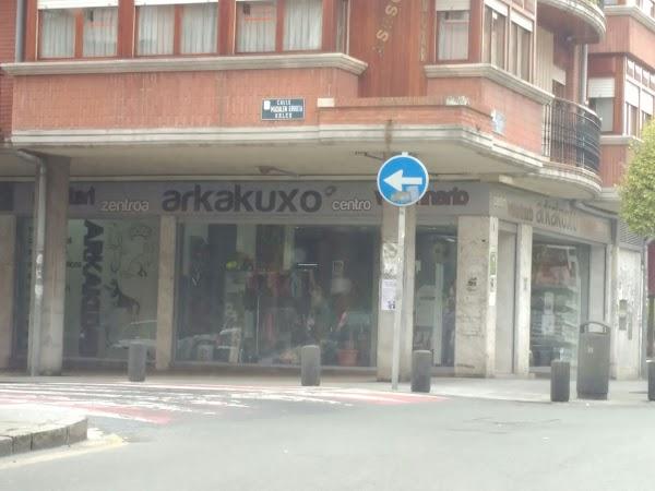 Centro Veterinario Arkakuxo