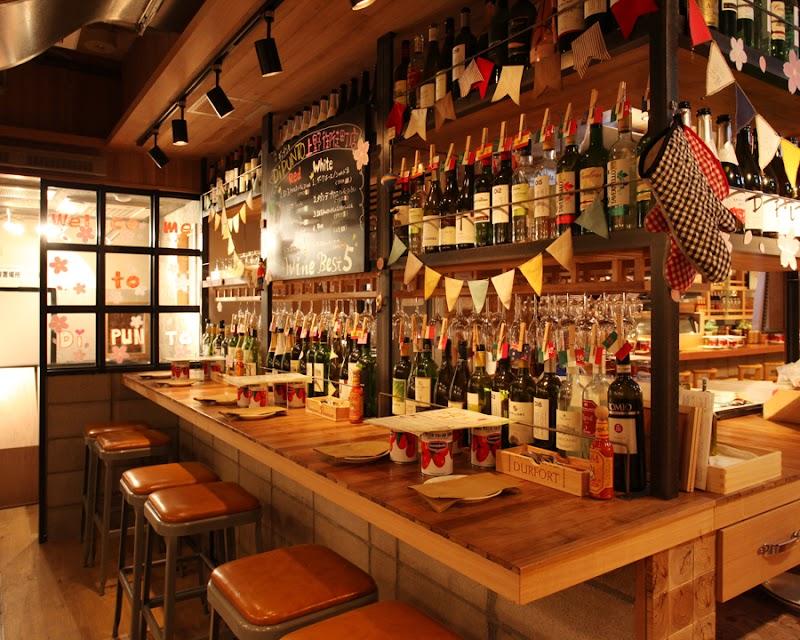 ワインの酒場 ディプント
