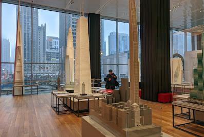 Chicago Architecture CenterKamarhati
