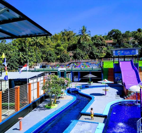 Wisata Air Gajah Depa