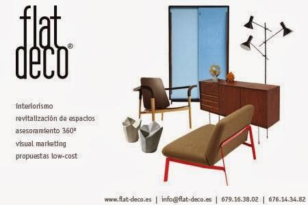Flat-Decó - diseño global, interiorismo, reformas, asesoramiento, proyectos