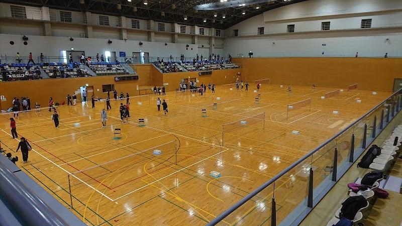 三田市立駒ヶ谷体育館