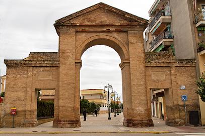 Memorial Arch Carlos III