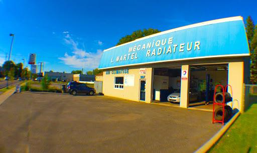Auto Repair Garage L.Martel Radiateur Mecanique in Salaberry-de-Valleyfield (QC)   AutoDir