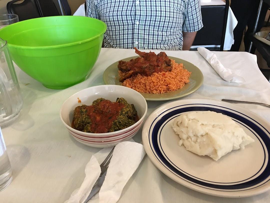 Dynamic African Cuisine Inc