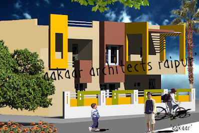 aakaar architects and interior designersRaipur