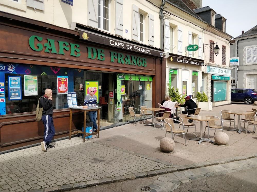 photo du resaurant Café de France