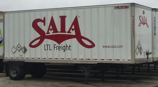 Saia LTL Freight, 3901 Seguin Rd, San Antonio, TX 78219, Trucking Company