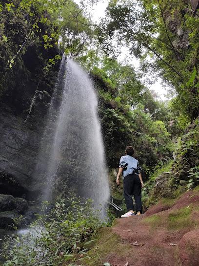 Cascada De Los Tilos