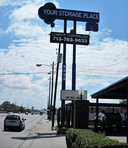 Self-Storage Facility «Your Storage Place - Westheimer», reviews and photos