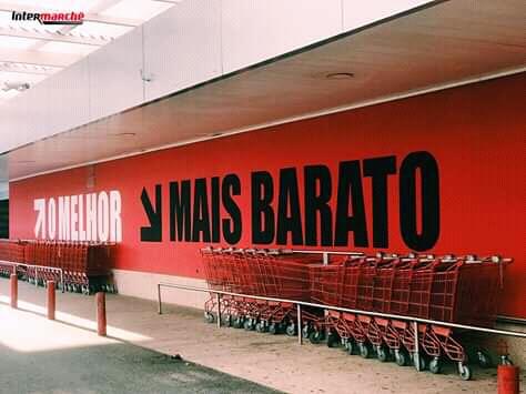 Intermarché Póvoa Do Lanhoso, Lugar Ponte dos, 4830-508 Póvoa de Lanhoso, Portugal, Abadia, estado Braga