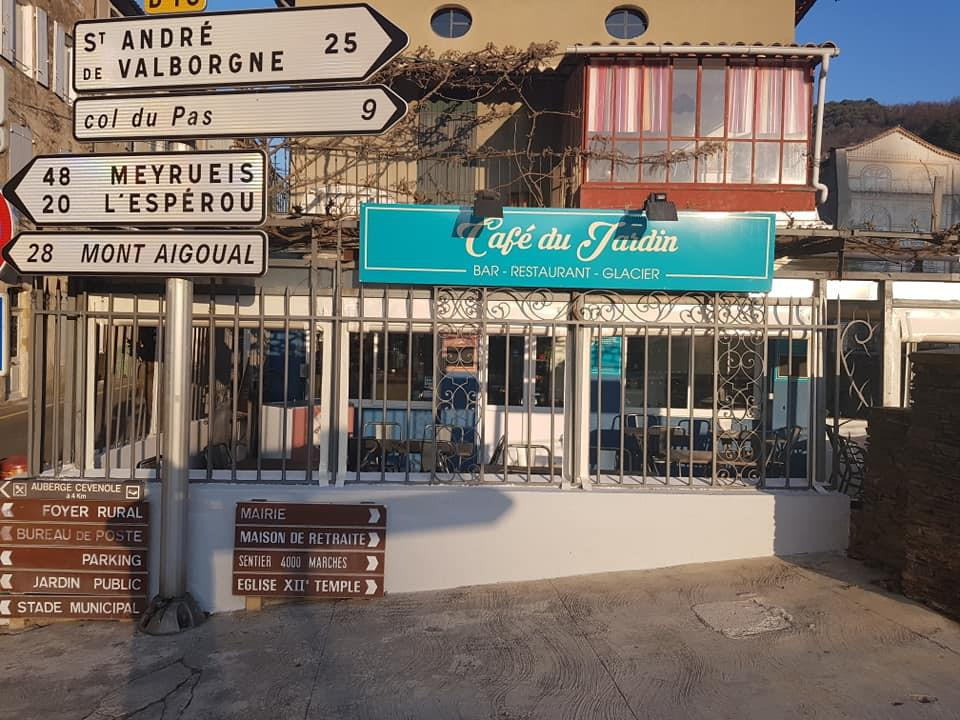 photo du resaurant Cafe Du Jardin