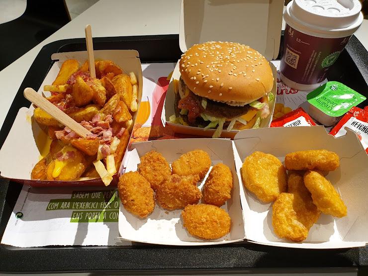 McDonald's Av. del Paraŀlel, 69, 08004 Barcelona