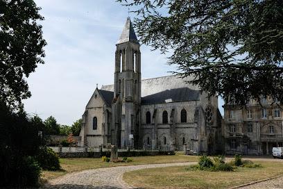 Abbaye Saint-Vincent de Senlis