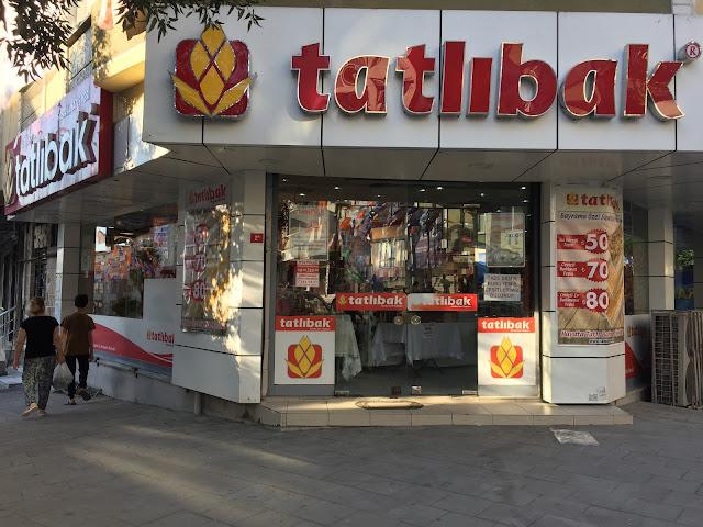 Gaziantepli Tatlıbak