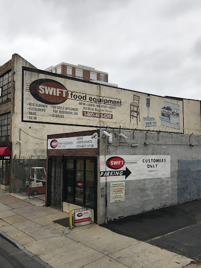 Restaurant supply store Swift Food Equipment Inc