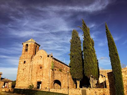 Església de Sant Marti del Brull
