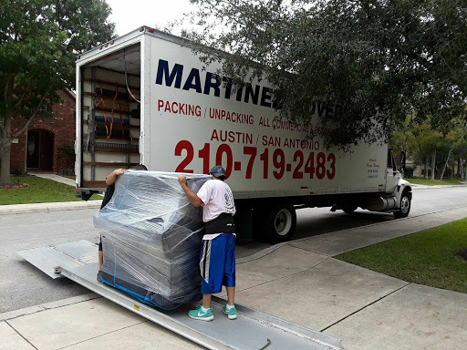 Mover «Martinez Movers Service», reviews and photos