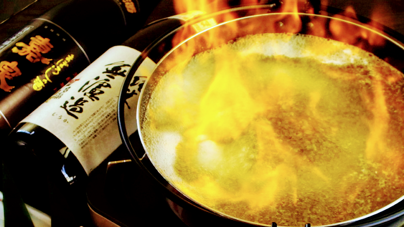 ゴキゲン日本酒酒場 TOKYO-X 日本酒しゃぶしゃぶ 東京ハレル家