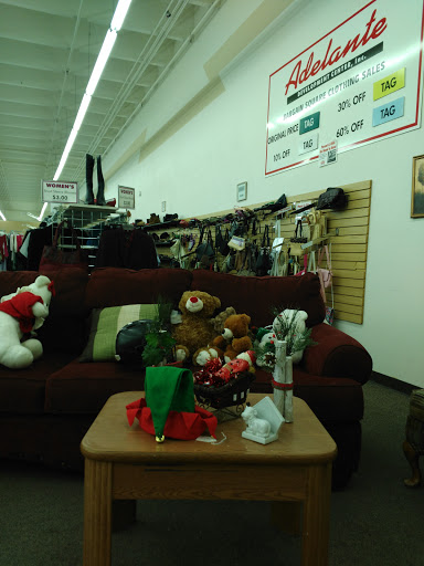 Adelante Bargain Square Thrift Store, 701 Main St NW, Los Lunas, NM 87031, Thrift Store