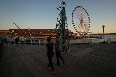 Waterfront Park in Seattle WA