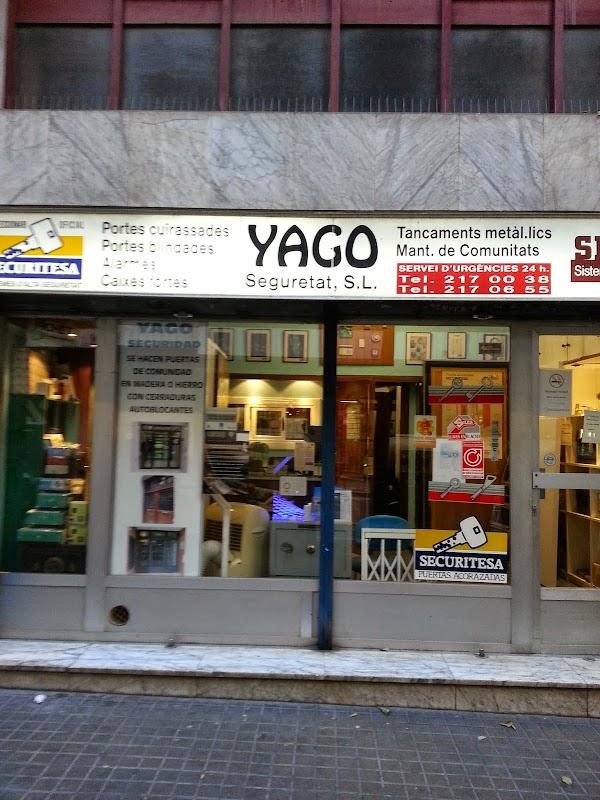 Yago Seguridad SL