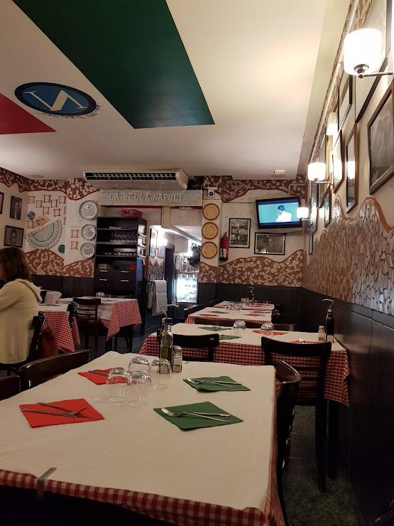 La Bella Napoli Carrer de Villarroel, 101, 08011 Barcelona
