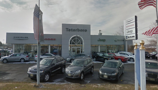 Chrysler Dealer «Teterboro Chrysler Jeep Dodge RAM», reviews and photos, 469 US-46, Little Ferry, NJ 07643, USA