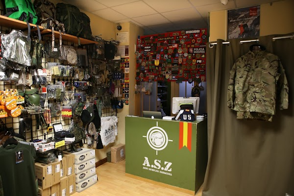 Army Surplus Zaragoza
