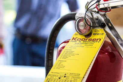 Fire protection equipment supplier Koorsen Fire & Security
