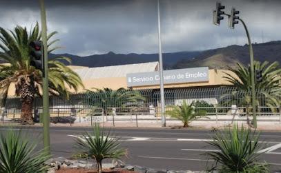 Servicio Canario de Empleo, Oficina de empleo en Santa Cruz de Tenerife