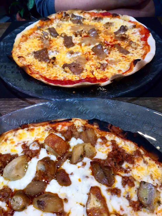 Pizzeria NYAM Passeig de la Indústria, 44, 08600 Berga, Barcelona